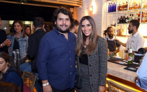 Carol Raucci E Fabio Tutundjian