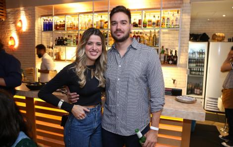 Juliana Berman e Victor Berman