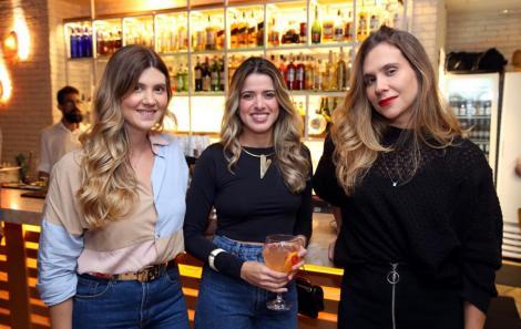 Maria Clara Antunes, Juliana Berman, Ana Luiza Antunes