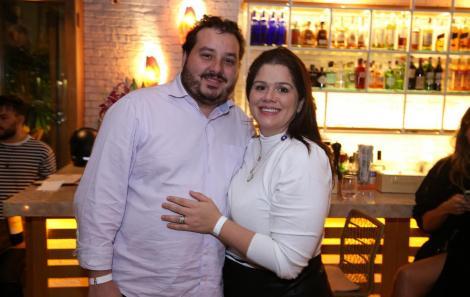 Thiago Zanatta e Andrea Lobo Bittencourt
