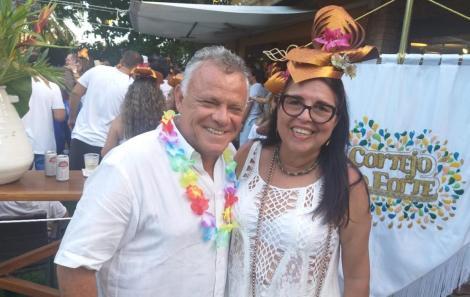 10º Cortejo do Forte abriu alas em Praia do Forte em clima de pré-carnaval