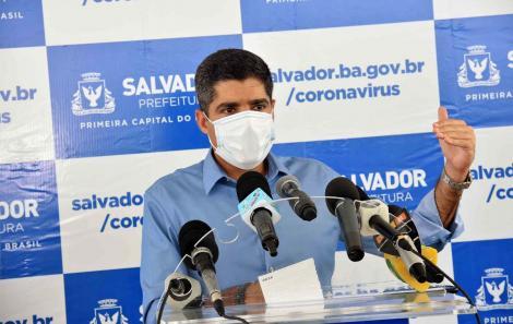 Pref ACM Neto_Hospital de Campanha do Wen't Wild - foto Valter Pontes - SECOM