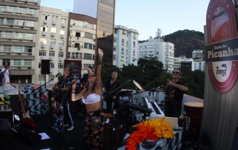 Banda Blitz no Boteco Boa Praça anima vizinhos (10)