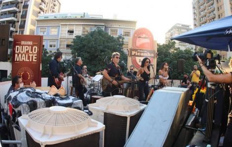 Banda Blitz no Boteco Boa Praça anima vizinhos (14)