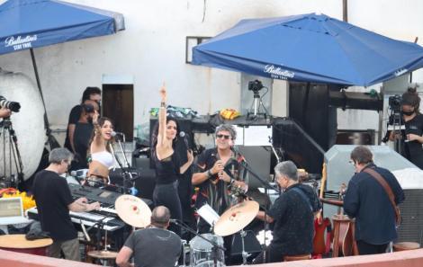 Banda Blitz no Boteco Boa Praça anima vizinhos (18)