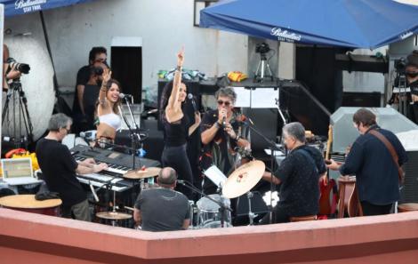 Banda Blitz no Boteco Boa Praça anima vizinhos (22)