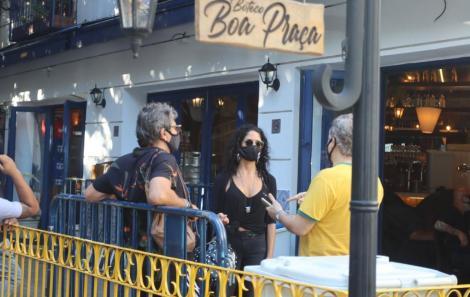 Banda Blitz no Boteco Boa Praça anima vizinhos (24)