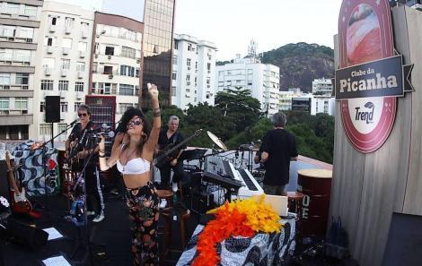 Banda Blitz no Boteco Boa Praça anima vizinhos (5)