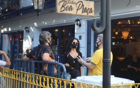 Banda Blitz no Boteco Boa Praça anima vizinhos (8)