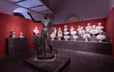 Fondazione Torlonia e Bvlgari juntas para a extraordinária restauração de obras-primas da arte clássica