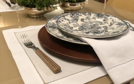 Nova coleção da Nida Home traz a versatilidade e leveza das peças em bordado