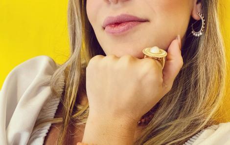 Citrine Concept Jewelry lança coleção tropicalia.