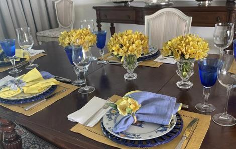 Bela mesa